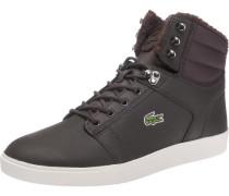 Orelle Sneakers dunkelbraun / weiß