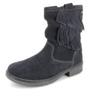 Stiefel Lilo-Tex Leder blau