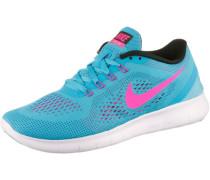 Free Run Laufschuhe Damen blau