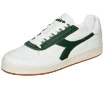 B. Elite Premium Sneaker Herren weiß