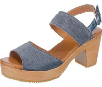 Sandaletten 'Oni' blue denim