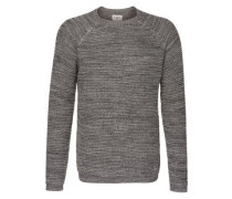Pullover 'Broke Sweater' grau
