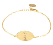 Armband 'Love' gold