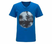 T-Shirt Moon 'JR Boys T-Shirt' blau