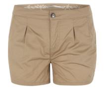 Shorts 'Onlrobyn' dunkelbeige