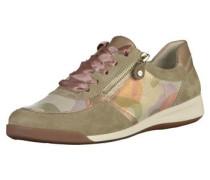 Sneaker gold / khaki