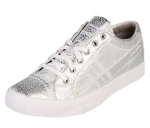Sneaker 'D-velows d-string low' silber