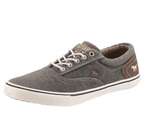 Sneaker zum Schnüren grau