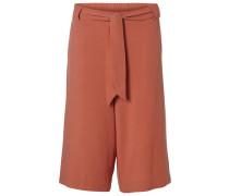 Lange Shorts orange