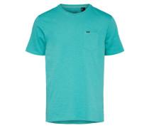 T-Shirt 'JACKs Base' türkis