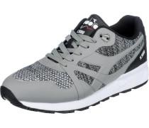 N9000 Sneakers grau / schwarz / weiß