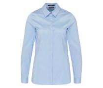 Bluse 'Business' blau