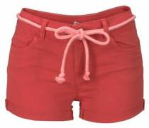 Shorts 'claudia' rot