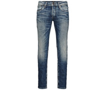 Slim Fit Jeans Glenn Original JJ 887 blau