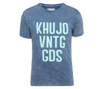 Shirt Ussain blau
