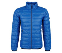 Sportive Light Down-Steppjacke blau