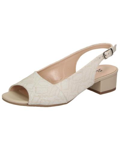 Sandale 'Zippora' hellgrau