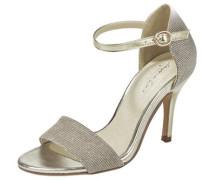 '' Sandalette gold