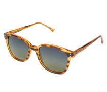 Sonnenbrille 'renee' braun / dunkelbraun