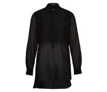 Chiffonbluse 'Shirt 22' schwarz