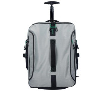 Paradiver Light Rollen-Reisetasche II 55 cm grau / schwarz