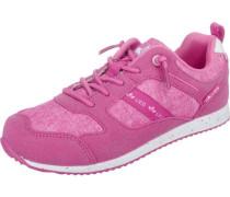 Kinder Sneaker Leeds pink / weiß