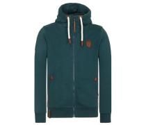 Zipped Jacket 'Schwarzkopf Iii' smaragd