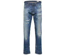 Ripped- Jeans blau