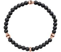 Armband »Armband A1508-444-11« rosegold / schwarz