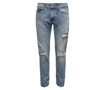 Slim-Fit-Jeans 'Pistolero' blue denim / hellblau