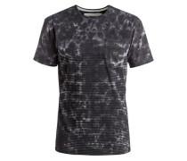 »X Bloob - Pocket-T-Shirt« basaltgrau
