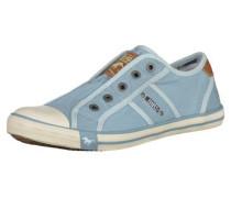 Sneaker himmelblau