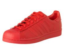 Sneaker 'Superstar' rot