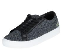 Sneaker 'Textile' schwarz