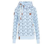 Sweat-Pullover hellblau