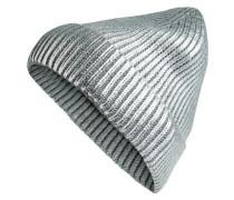 Mütze hellgrau