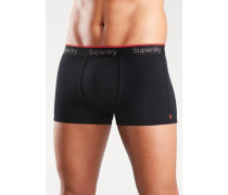 Boxershorts 'Orange Label Triple Pack' schwarz