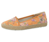 Earthkeepers Casco Bay Fabric Slip-On 8310B orange