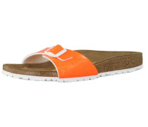 Sandale 'Madrid Lack Neon 439853' orange