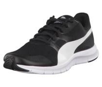 Sneaker 'Flexracer' schwarz / weiß
