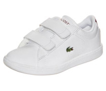 Sneaker 'Carnaby Evo' rubinrot / weiß