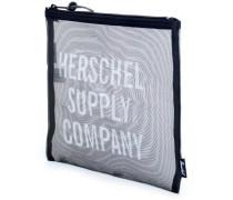Tasche mit Reißverschluss 'Network Pouch Large Black'