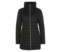 Steppjacke in Longform 'Fabia' schwarz