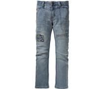 Jeans 'ninjago' für Jungen blue denim