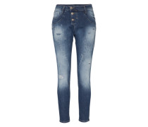 'Boyfriend' Loosefit Jeans blue denim