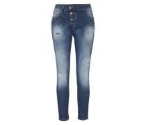 'Boyfriend' Loosefit Jeans blue denim