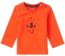 Langarmshirt Graham orange