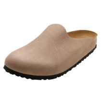 Pantolette 'Amsterdam' taupe