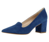Pumps himmelblau
