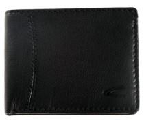 Cordoba Geldbörse Leder schwarz